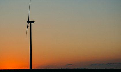 Governo quer limitar a atribuição de potência adicional aos Parques Eólicos