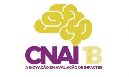CNAI'18 – Inovação em Avaliação de Impactes
