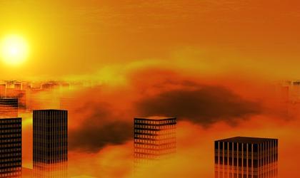 Poluição Atmosférica continua elevada em toda a Europa