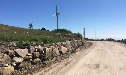 Segurança, Ambiente e Qualidade – Parque Eólico de Maunça