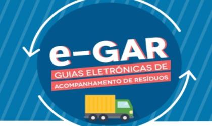 Alterações na e-GAR e no Registo de Receção de Resíduos