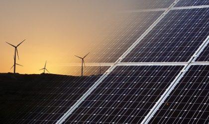 Energias Renováveis no Ano 2020